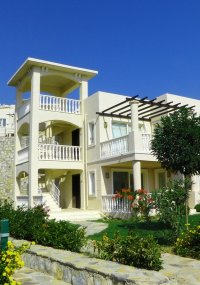Lake and Forest View Apartments for sale - AdabukuKoy, Bodrum #1