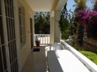 TAKEN -  For Rent - Furnished 2 Bedroom Grd Floor Apartment -Gunlukbasi -Calis #28