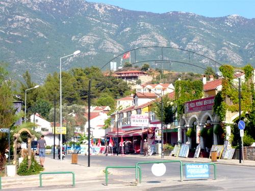 Hisaronu Village