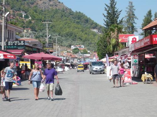 Sarigerme High Street