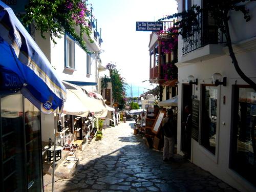 Historical Town Kalkan